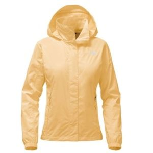 NWT The North Face Resolve 2 Jacket Golden Haze S